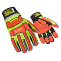 RINGERS GLOVES Extrication Rescue Glove - Hi Viz