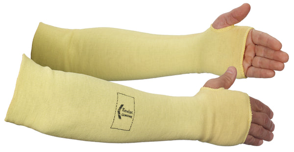 Sleeve made with Kevlar® w/ Thumb Hole