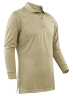 Women's Long Sleeve Performance Polo