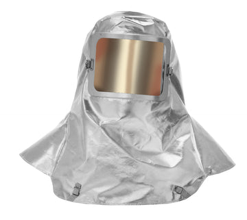 Aluminized Glass Hood with Gold Lens