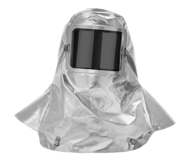 Aluminized Glass Hood