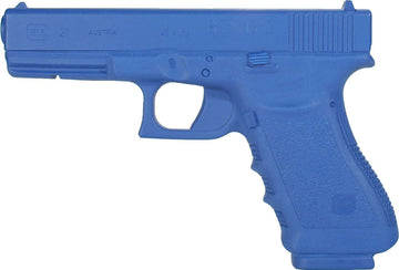 BLUEGUNS Ring's Manufacturing Glock 21 SF Weighted Blue Training Gun