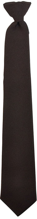 HWC POLICE GEAR Mens Clip-On Tie