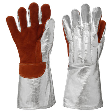 Aluminized Gauntlet Glove