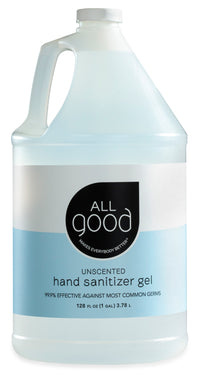 All Good Hand Sanitizer Gel