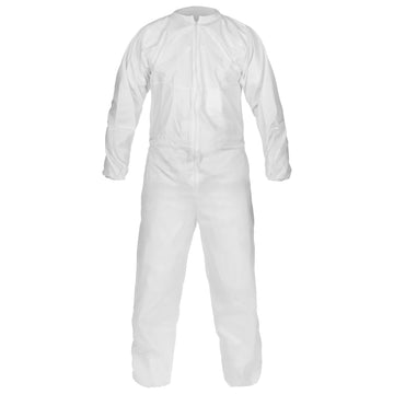 CleanMax® Clean Manufactured Coverall - Elastic Wrist/Ankle