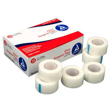DYNAREX Clear Surgical Tape