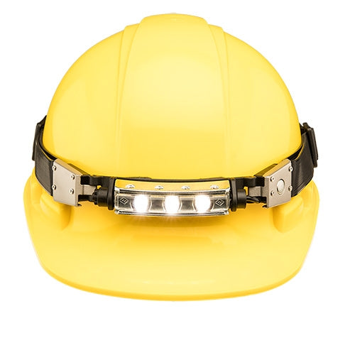 Discover Tilt White LED Headlamp/Helmet Light