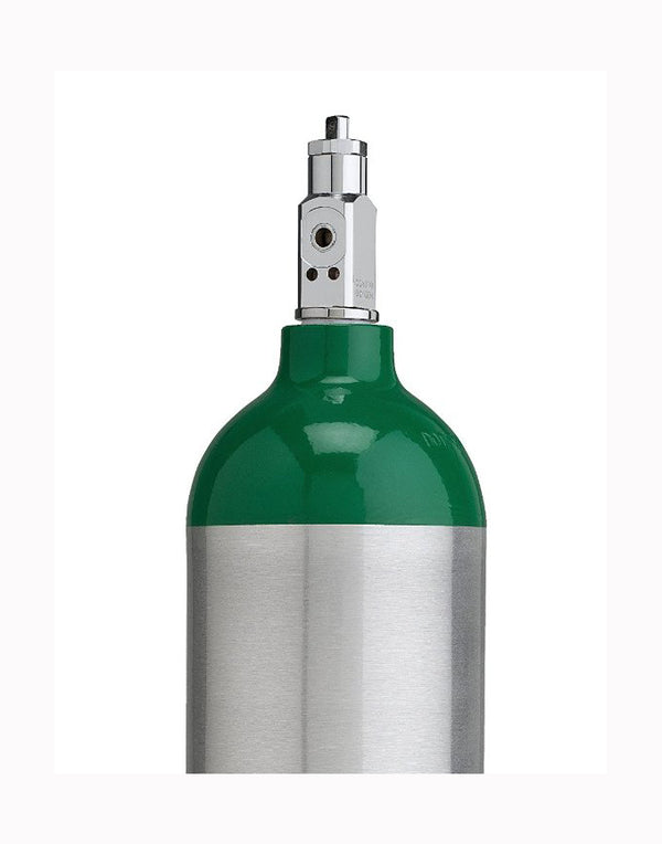 GEAR BAGS/LIGHTNING X 14.6 Cubic Foot Medical Oxygen Tank (D Cylinder)