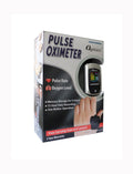 GEAR BAGS/LIGHTNING X Premium Fingertip Pulse Oximeter (SpO2) w/ Nylon Carry Case & Batteries