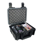 GEAR BAGS/LIGHTNING X Premium Gun Range Trauma & Bleeding First Aid Kit in ATWT Hard Case