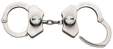 PEERLESS HANDCUFF COMPANY Oversize High Security Handcuff
