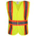 Public Safety Premium Solid Vest - 5 Point Break-away