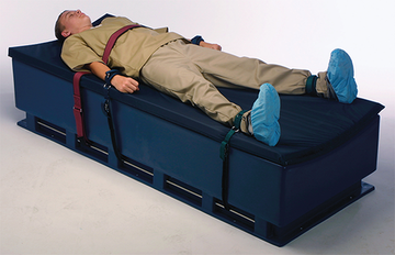 HUMANE RESTRAINT Polypropylene Wrist, Ankle, and Torso Bed Restraints