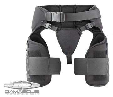 DAMASCUS IMPERIAL Thigh / Groin Protector with Molle System