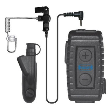 EAR PHONE CONNECTION Nighthawk BlueWi BW-NTX5034 Bluetooth Lapel Microphone