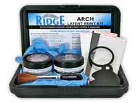 RIDGE Arch Latent Print Kit