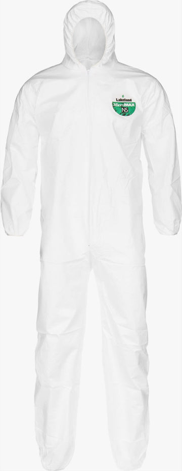LAKELAND MicroMax NS Coverall w/ Hood