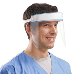 Disposable Face Shield 25 or 200 Pack