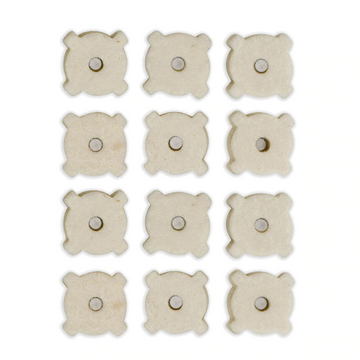 12 PACK STAR CHAMBER CLEANING PADS (5.56MM/AR-15 PLATFORMS)