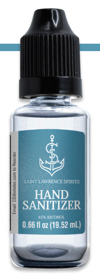 Saint Lawrence Spirits Hand Sanitizer