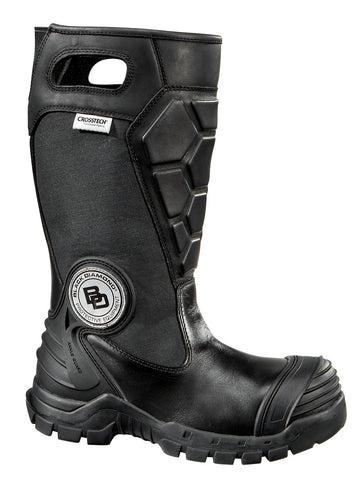 BLACK DIAMOND X2 FIRE BOOT Leather Fire Boot - Black