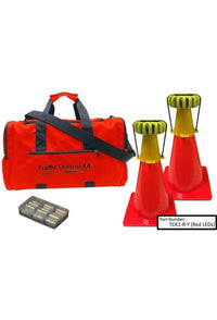 POWERFLARE 2-Position Traffic Control Kit