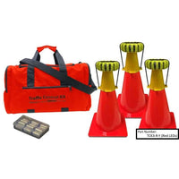 POWERFLARE 3-Position Traffic Control Kit