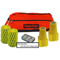 POWERFLARE Cone Kit with 12 Soft Pack