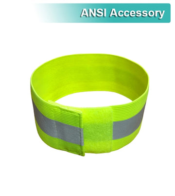 High Visibility Armband - Leg Band: Elastic ANSI Accessory