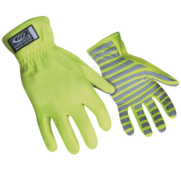 Hi-Vis Traffic Control Glove