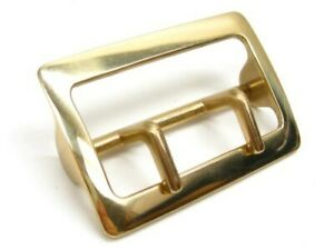 BIANCHI Buckle Sam Browne Elite Brass