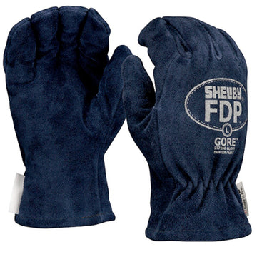 SHELBY FDP KOALA/GORE COWHIDE GLOVES 5228