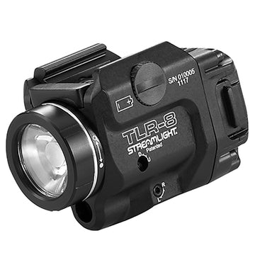 TLR-8® GUN LIGHT WITH RED LASER