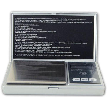 TRITECH FORENSICS Portable Drug Scale 0.1g - 500g