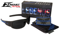 Edge Blue Line Legends Glasses
