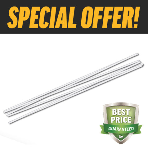 FIBREGLASS RODS - BUY 5000 & SAVE $5,175!