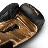 Hayabusa T3 Boxing Gloves (Black/Gold)