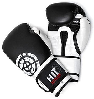 HiT vinyl boxing gloves