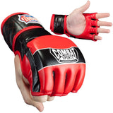 Combat Sports Traditional MMA Gloves