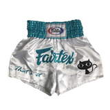 "Fairtex ""Cat"" Kids Muay Thai Shorts"