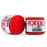 Premium Handwraps (Red) by YOKKAO