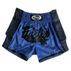 Fairtex Slim Cut Muay Thai Shorts (Blue)