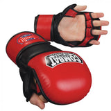 Combat Sports Safety Sparring MMA Gloves