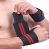 Redline Weightlifting Wrist Wraps by Grizzly