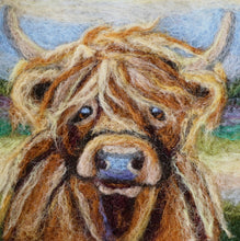 Load image into Gallery viewer, Highland Cow