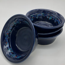 Load image into Gallery viewer, Barbara Howe - Foothills Blue Dessert Bowl
