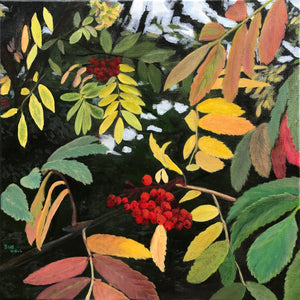 Susan Hull - Falling For My Mountain Ash