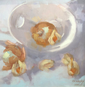 Louise Lacey-Rokosh - Physalis and Friends In The Winter Light