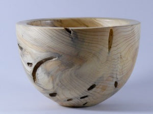 """Pine Beetle Bowl"" Spruce"